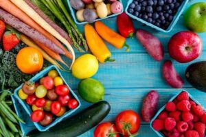 Fruits and Vegetable for Vitamins and Nutrients