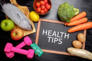 Food Source for Healthy Lifestyle